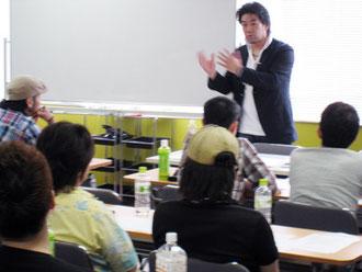 東京ビジネスコーチング講座「美容室オーナー向けコーチングセミナー」
