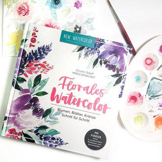 Rezension Florales Watercolor