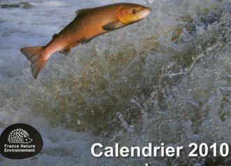 calendrier 2010 de FNE (photo en couverture)