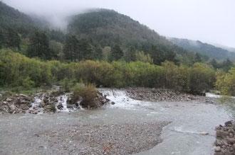 Le Barranco de Valdespetal déborde de tous les côtés