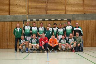 Meister Bezirksklasse B in der Saison 2010/2011