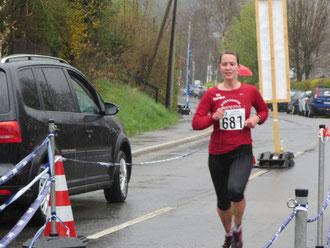 """Bestanden: """"1. Halbmarathonprüfung"""" - 1:31:31 Std."""