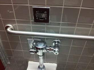 Falls der Sensor mal nicht klappt, keine Panik auf der Titanik meine Freunde! Einfach den Knopf hier drücken! :D