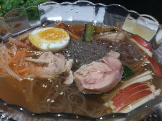 愛ちゃんは冷麺大好き!!