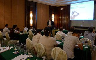 Hotelbewertungs-Seminar in Phuket