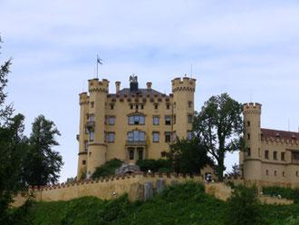 これもまた、乙女チックな城・・・
