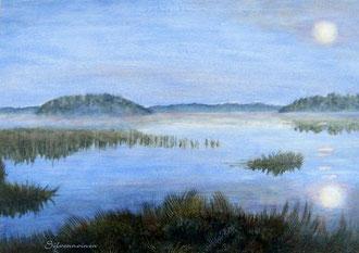 Ölmalerei 26 x 36
