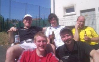 08/05/2011 - L'équipe 3 du CS Binouze
