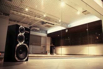 studio AileS スタジオ内3