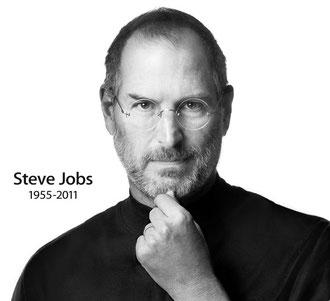 Steve、数々の夢のある製品をありがとう