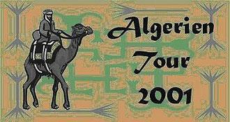 Algerien Tour 2001