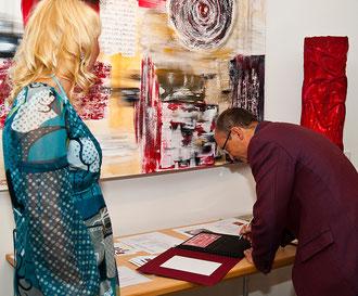 hier nochmal, zu sehen in der Rathausgalerie Seewalchen, Ausstellung bis 30.November