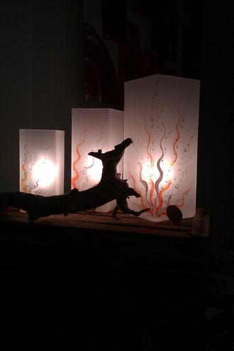 Lampe momentan nur  in Größe 21 cm erhältlich