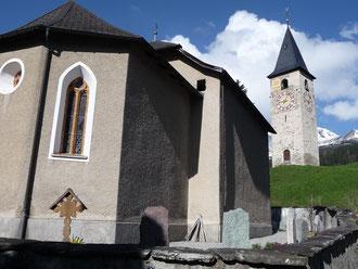 Reformierte Kirche Parpan