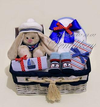 """Подарочный набор для малыша """"Морячок"""""""