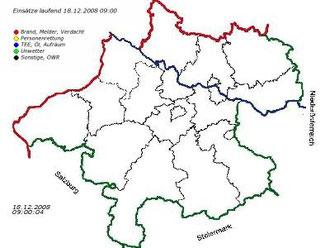 Auf Karte klicken für aktuelle Version, © OÖ LFK
