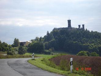Balduistein: Burg