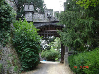 Au château à Balduistein