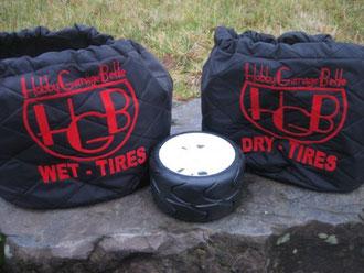 Reifentransporttasche für 4 Reifen