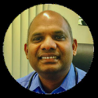 Dr Chandana Jayasinghe GP doctor Hervey Bay