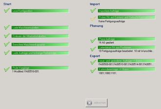 Produktionsplanung Produktion Fertigung  Optimierung Produktionsablauf Maschinenplanung Auftragsbearbeitung Ressourcenplanung Prozessoptimierung von Mattes Computersysteme