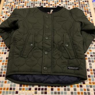 F.O.KIDS                   キルティングジャケット(R501037)      (size 90・100・110・120㎝)         ¥3.300+税