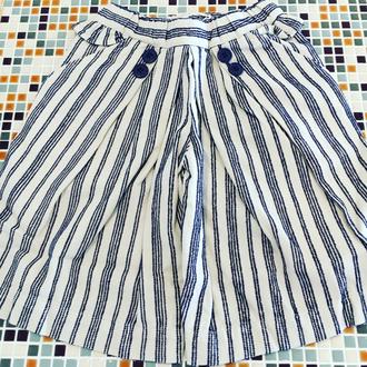 セラフ                    スカートパンツ(S523016)           (size 100・110・120・140㎝)      ¥2.600+税