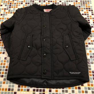 F.O.KIDS                    キルティングジャケット(R501037)      (size 80・90・100・110・120・130・140㎝) ¥3.300+税