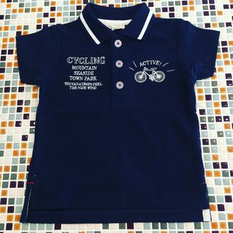 セラフ                    ポロシャツ(S207067)              (size 100・110・120・130・140㎝)      ¥2.300+税