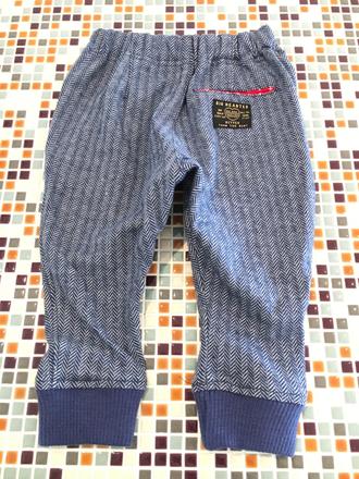 F.O.KIDS                    ヘリンボンジョガーパンツ(後)(R520016)     (size 80・100・110・120・130㎝)    ¥1.900+税