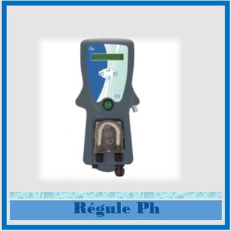 regulation pH automatique