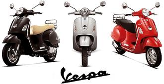 Vespa GTS 125/250