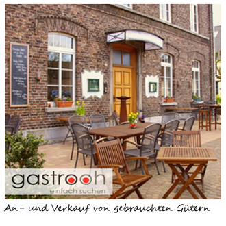 An und Verkauf gebrauchter Möbel in der Gastronomie