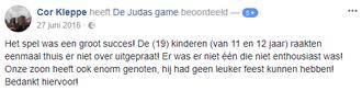 recensie wie is de mol centrum Zwolle