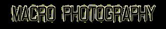 Macro / Makro Photography