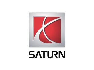 Saturn Car Logo