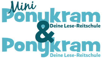 Ponykram - Die Lese-Reitschule