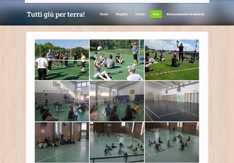 progetto OpenSource a 360° sul sitting volley