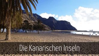 Kanarische Inseln Reiseziele