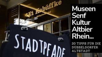 Reisetexte Düsseldorf