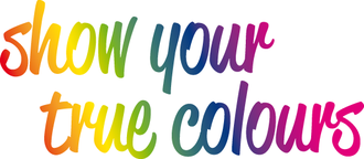 show your true colours
