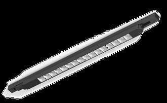 LED-Linearleuchte für 3-Phasenschiene (siehe Officebeleuchtung)