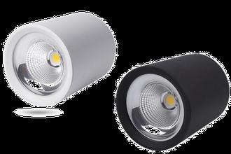 LED Anbauleuchten (siehe downlights oder Pflanzenleuchten)