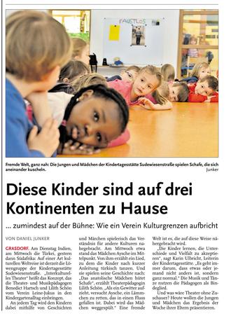 HAZ/Leine-Nachrichten -11.04.2014