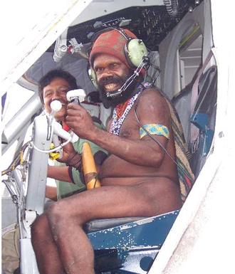 Mögliches Piloten-Kostüm;)