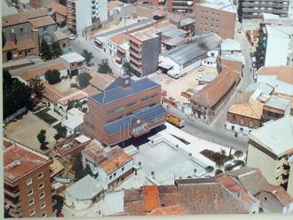 Centro de Alcorcón 1975