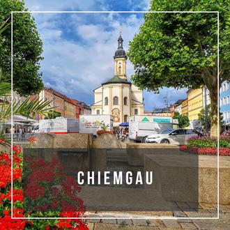 Chiemgauseiten Chiemgau Traunstein