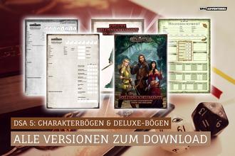 DSA 5: Heldenbogen Download