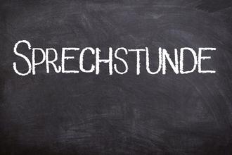 Sprechstundenzeiten der Praxis Tophof Südlohn