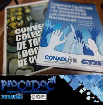 JORNADAS DE CAPACITACIÓN SOBRE EL CCT - ALEXIS BARRAZA - 11 de Marzo